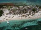 Haiti en route pour un vol entre ciel et eau